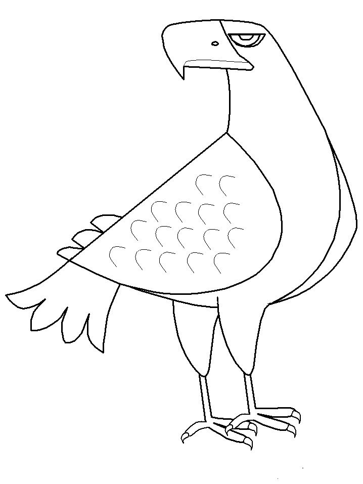 Ideal Eagle Coloring Book 98 Printable Eagle Germany Coloring