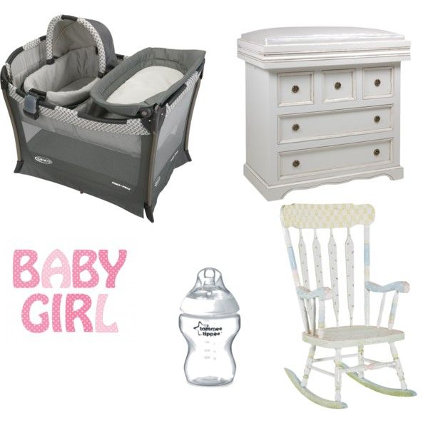 Baby girls room by nikita-austin on Polyvore featuring polyvore fashion style AFK