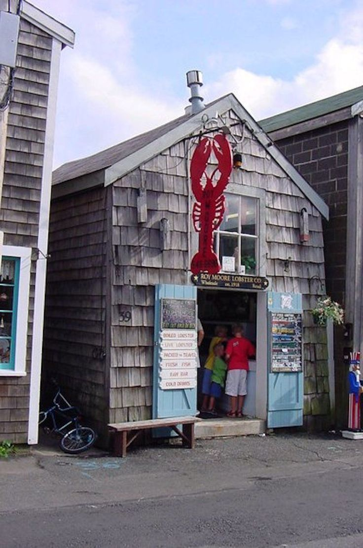 Five best lobster shacks in Maine | When staying at: The Harborside Hotel, Spa & Marina and West Street Hotel