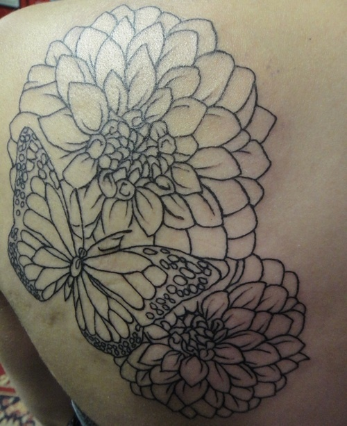 77 best images about flowers tattoos on pinterest iris