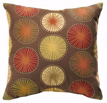 retro, vintage pattern cushion
