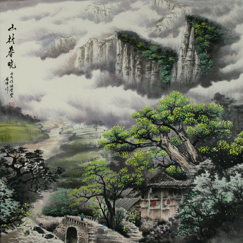 Bamboo Art Wallpaper