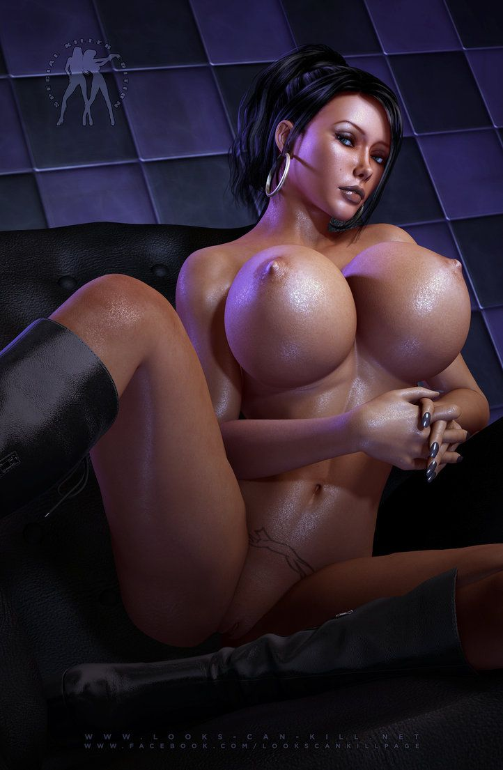 3d cartoon porn sexy tits