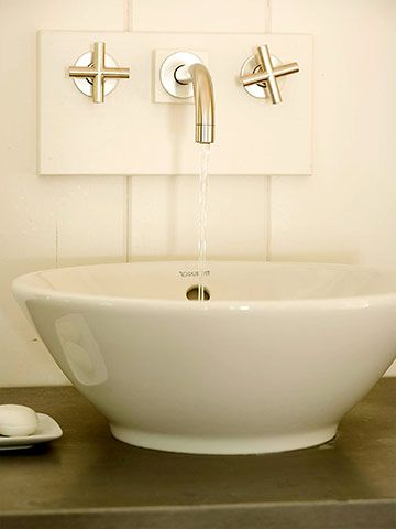14 Best Images About Wall Mount Faucets On Pinterest