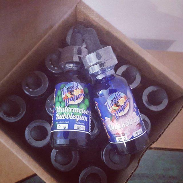 Now stocking tasty vapor eliquid!  #eliquid #tastyvapor #ecigs #electroniccigarettes #vapes #vape #vaper #vapor #vaporgram #instavape #vaperz #vaping #vapecommunity #aussievapers #melbournevapers #vapelyfe #vapelife #vapeon #vapingisthefuture #vaporaecigs