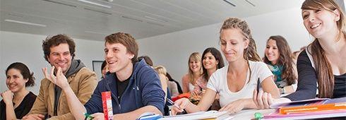 Studierendenportal des Bachelor-Studiums in Sozialer Arbeit der Hochschule für Soziale Arbeit FHNW