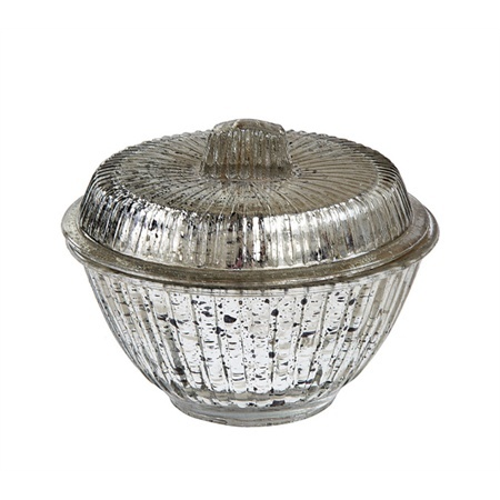 17 best images about mercury glass on pinterest for Jardin glass jars