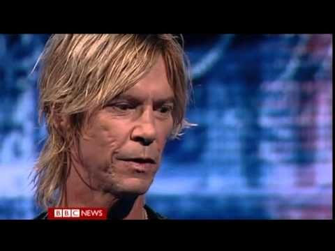 Duff McKagan interview about his drug and alcohol abuse, and his Pancreatitis / pancreas