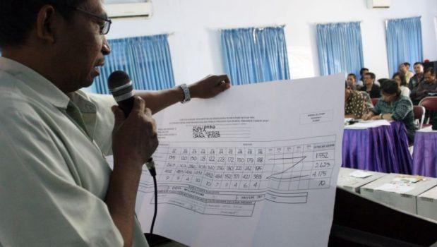 DPT Tambahan di Kecamatan Pasar Minggu Melonjak 100% | Pemilu-2014 | BeritaSatu.Com - Warnai Hidupmu