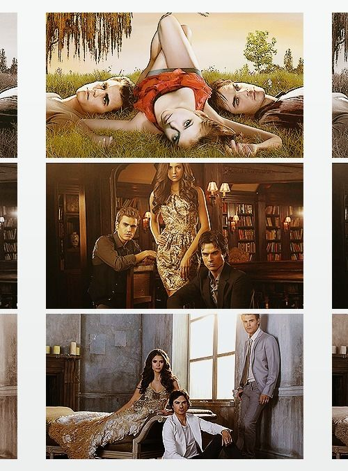 Vampire Diaries Seasons