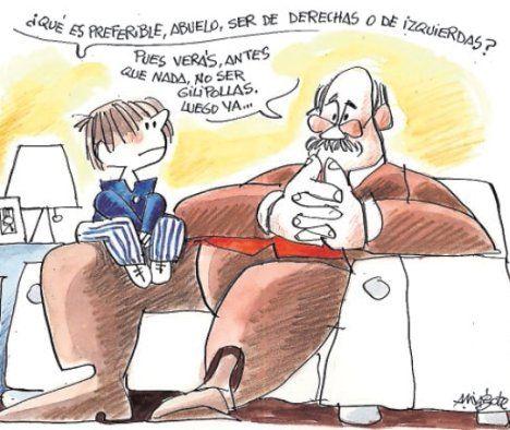 """Mirando el Horizonte: Antonio Mingote, """"el humor de la inteligencia"""", nos ha dejado!!"""