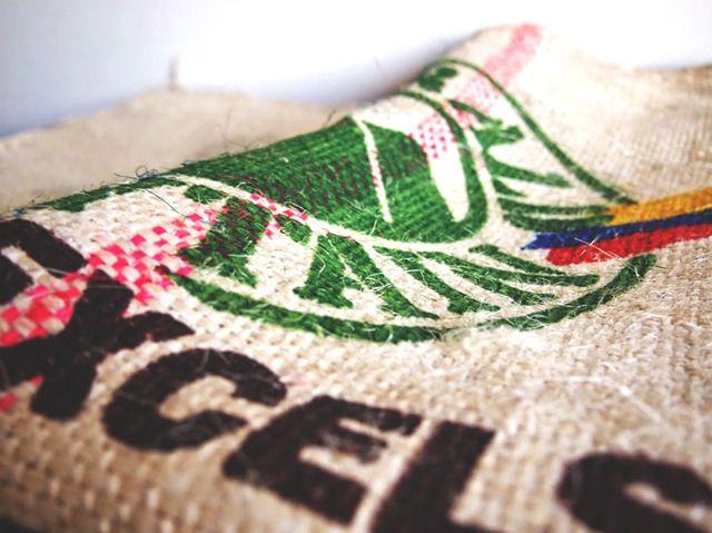 コロンビアの麻袋 | tosadesign