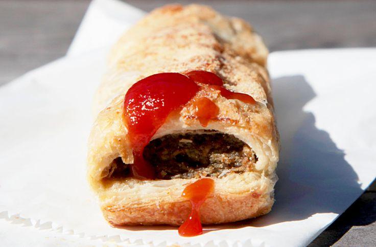 Best sausage roll recipe!
