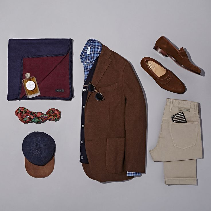 How To Dress Well: Seasonal Styling Tips For The Barneys Man