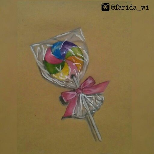 #lollipop #candy #drawing