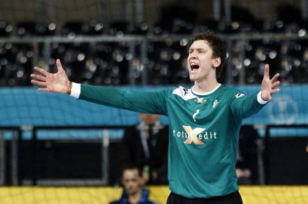 Niklas Landin, Denmark - one of the best handball goalkeepers in the world