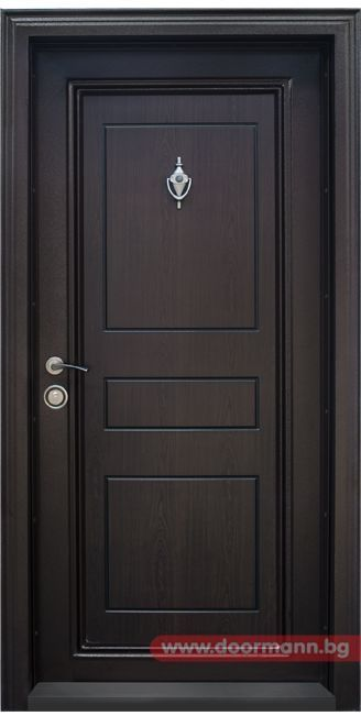 There are a lot of doors in this set. i thought this one would be simple enough, yet classy enough to use for the main doors to the hall.