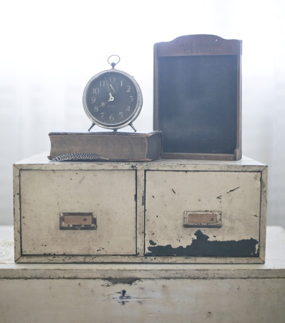 industrial file cabinet