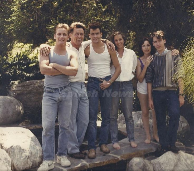50 best Sheen/Estevez Family images on Pinterest