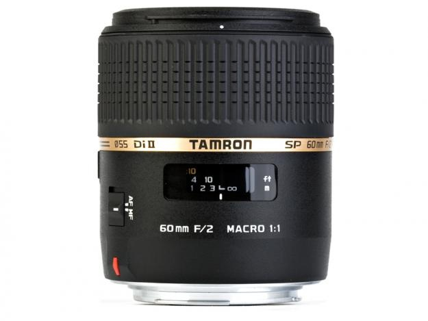 Lens Test: Tamron SP 60mm F/2.0 Di II Macro  Popular Photography