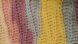 Noah's Ice Cream Scarfie ~ Crochet Chiq