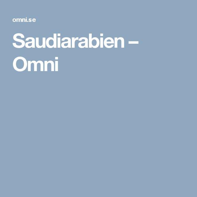 Saudiarabien – Omni