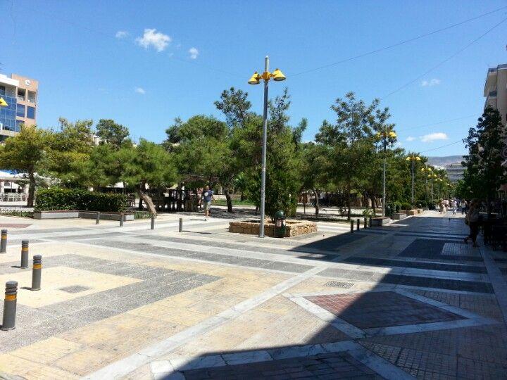 Πλατεία Νέας Σμύρνης (Nea Smirni Square) στην πόλη Νέα Σμύρνη, Αττική