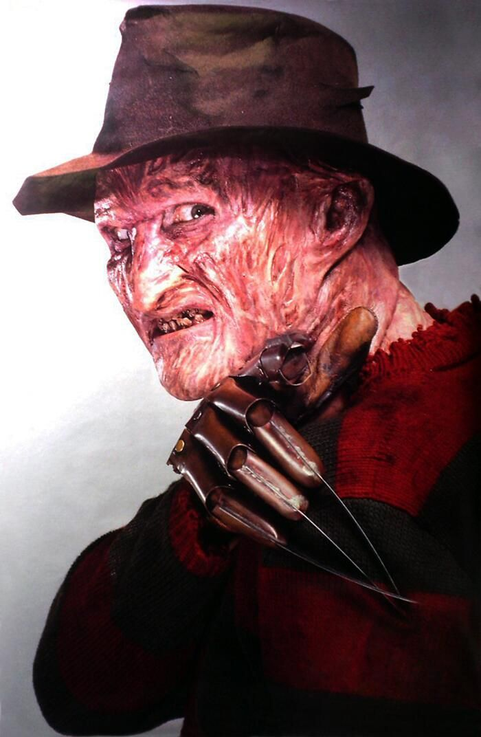 254 best images about Nightmare on Elm Street: the Freddy ...