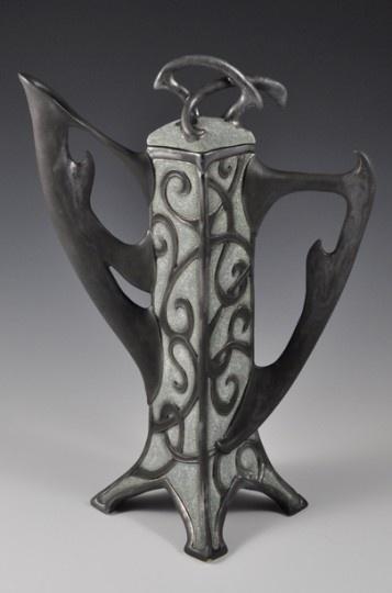 Bat Tea II Teapot > Collection > Burchfield Penney Art Center
