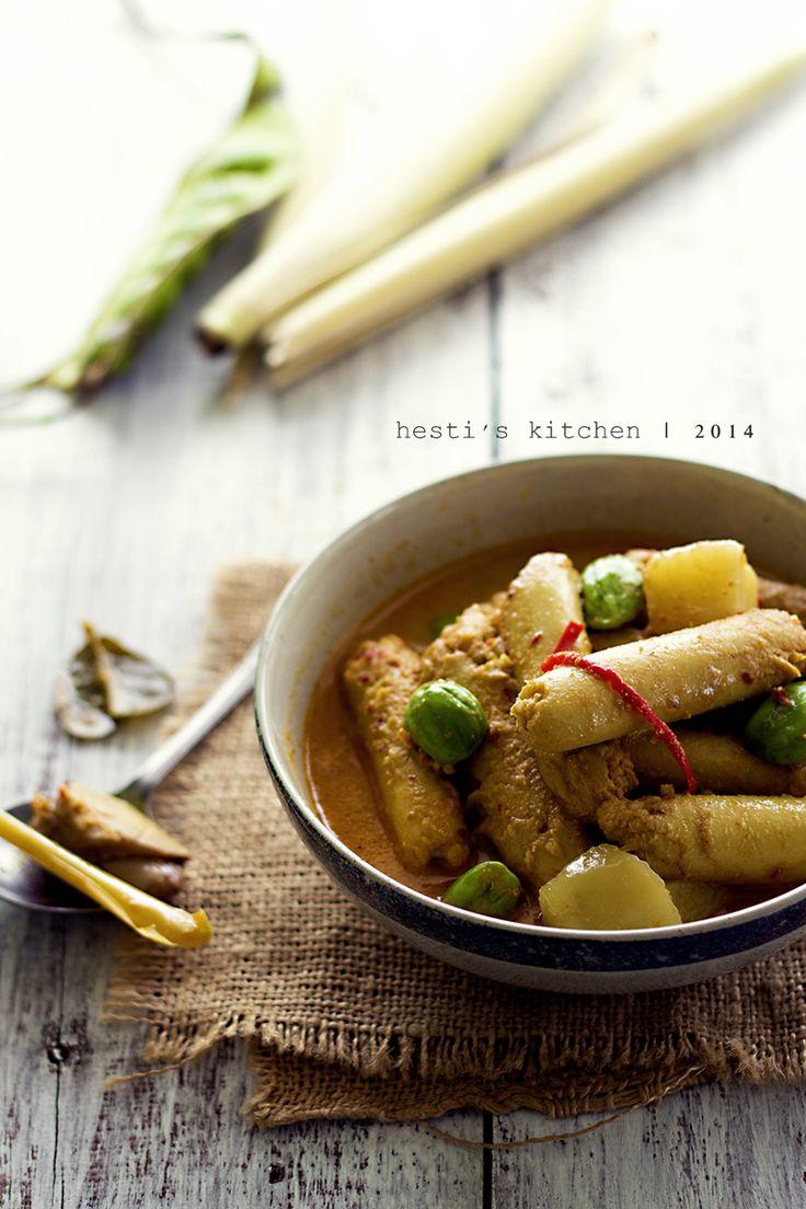 HESTI'S KITCHEN : yummy for your tummy: Sayur Besan (Betawi)
