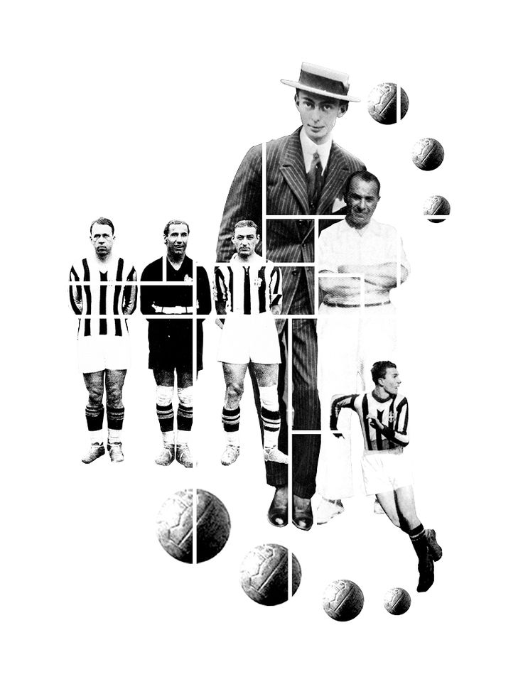 This picture is part of a temporary exhibition host at the Juventus Museum about the Club and the Agnelli family. Pointing AR-Code at this image you will be able to access extra Augmented Reality contents about the relationship between the Club and the owners.