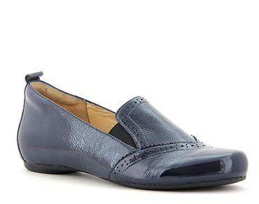 Harriet Women's Shoe - Slip on
