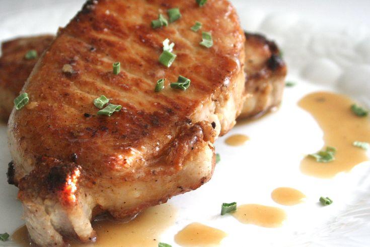 marinated pork shoulder best pork chops pork chops soy sauce marinated ...