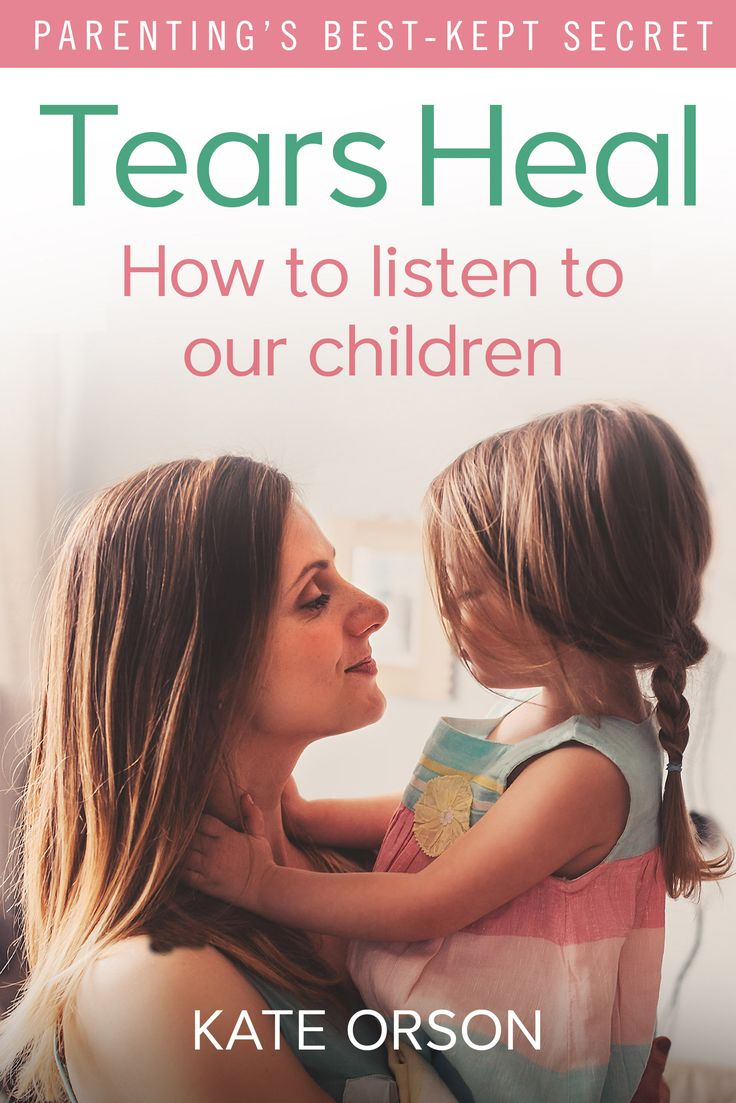 Tears Heal: How To Listen To Our Children is now available for pre-order! Discover parenting's best kept secret.