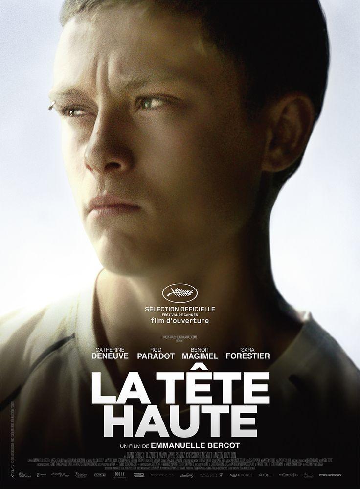 La Tête Haute en ouverture de Cannes 2015 est un excellent film.emmanuelle-bercot