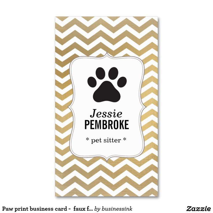 Colorful paw print business cards sketch business card ideas fancy paw print business cards frieze business card ideas etadam colourmoves