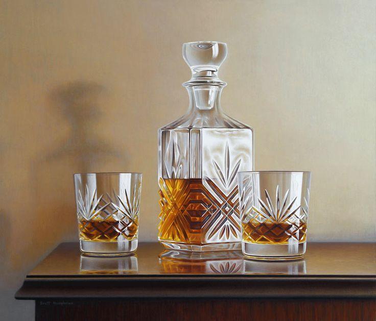 Brett Humphries — Whiskey Decanter (800×684)