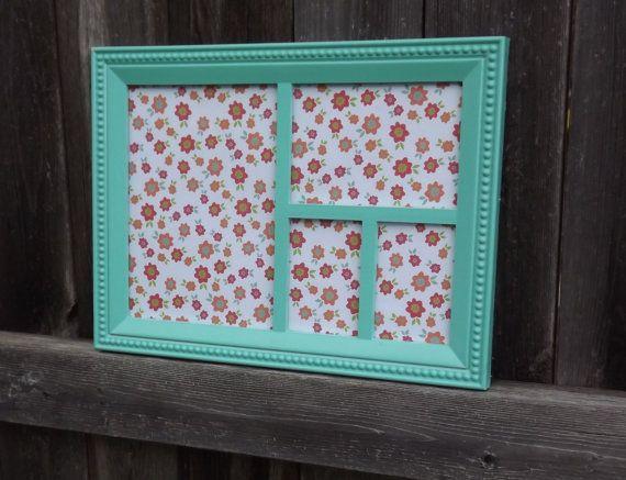 Best 25 multi picture frames ideas on pinterest for Multi frame wall art