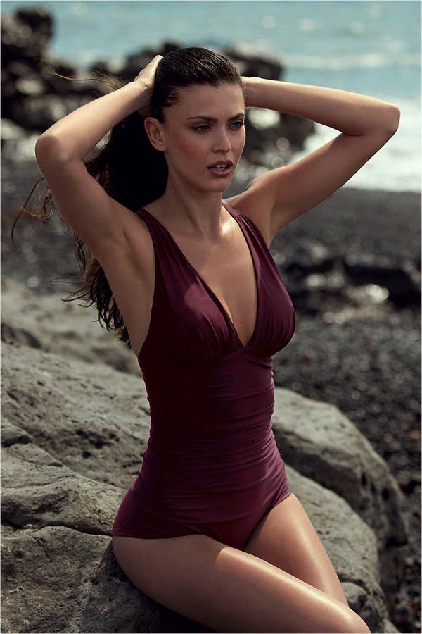 Stylish yet covered  #covered #style #fashion #figleaves #swim #swimwear #holiday #swimsuit #holiday #model #woman