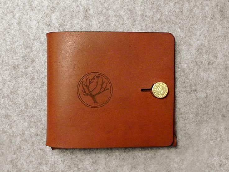 Warrendale handmade leather wallet