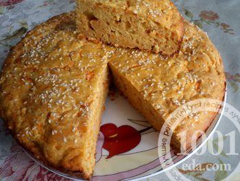 Тыквенный хлеб от Ванги