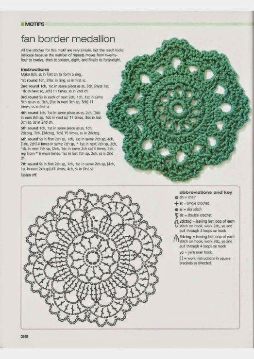 10 best crochet and knit images on Pinterest | Knit crochet, Filet ...