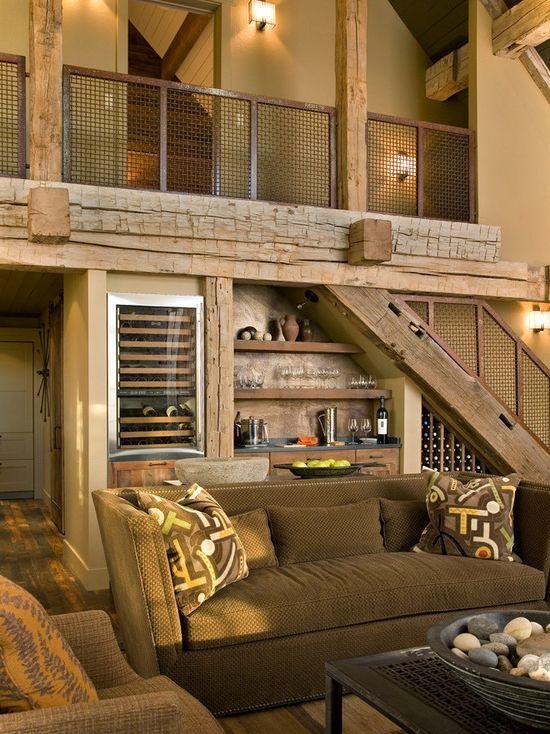 Apartment Loft Decorating Ideas