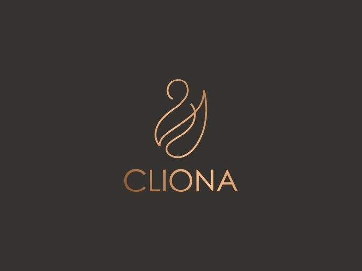 Cliona Cosmetics Beauty Logo Design Idea Cosmetic Beauty Logo Design Beauty Logo Beauty Cosmetics