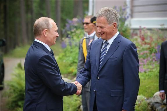 Venäjä Presidentit