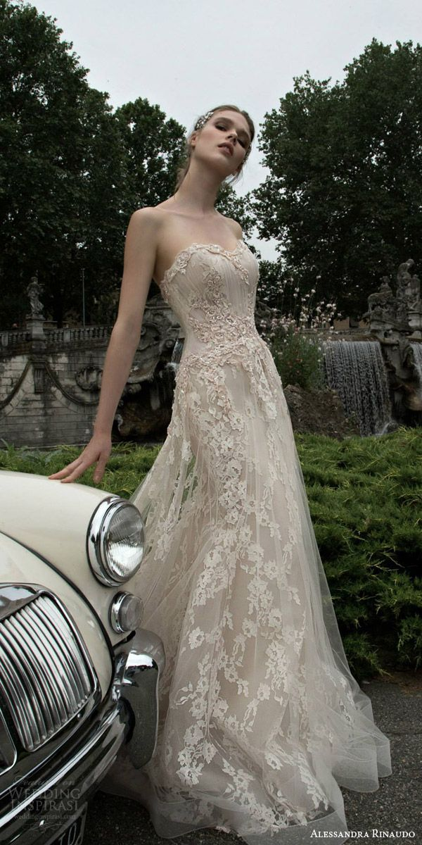 17 Best ideas about Off White Wedding Dresses on Pinterest ...
