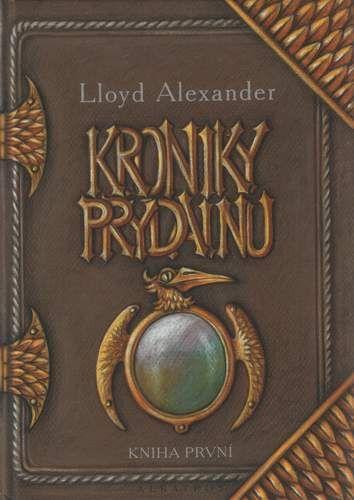 Kroniky Prydainu | The Book of Three | The Black Cauldron | The Castle of Llyr | Lloyd Alexander | Favourite book | Fantasy