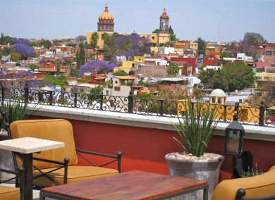 Destination of the Month: San Miguel de Allende - Vogue