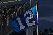 What the 12th man is all about.