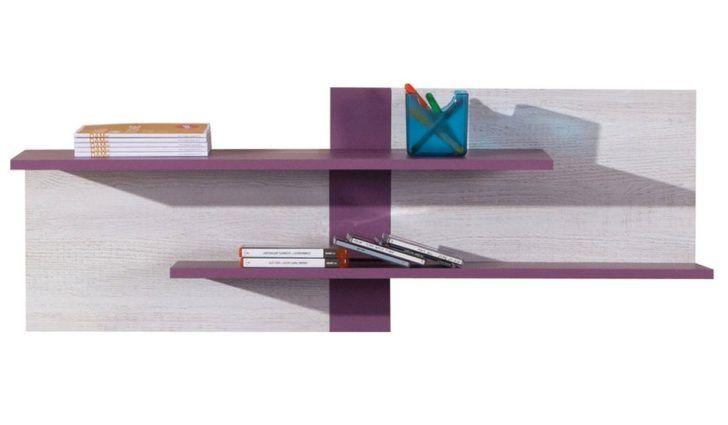 Interior Design Etagere Enfant Chambre Enfant Etagere Murale Emilian Pin Blanchi Violet Dimensions Transforming Furniture Reupholster Furniture Cool Furniture